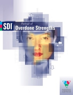 Portrait of Overdone Strengths