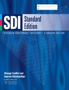 SDI Strength Deployment Inventory